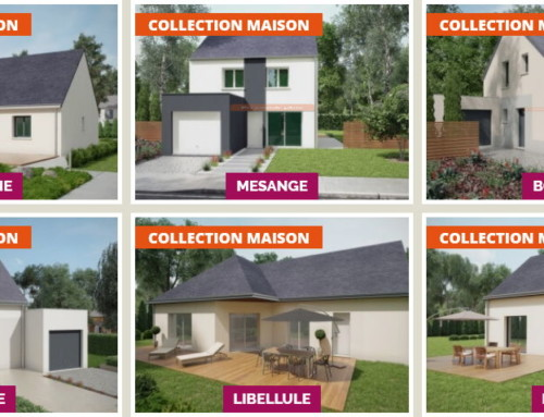 Collection MAISONS