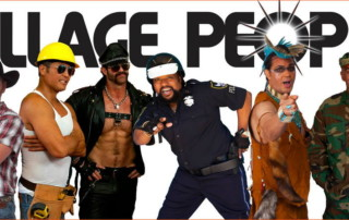 Village People au Festival Trélazé VIP